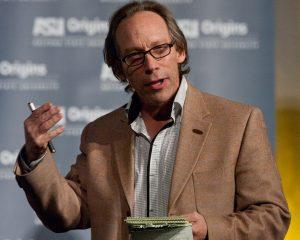 Origins:The Great Debate Climate Change-Surviving the Future Lawrence Krauss James Hansen Susan Soloman Sander Van Der Leeuw John Ashton Klaus Lackner Wallace Brockner